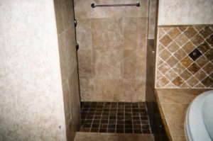 bathroom remodel shower tub