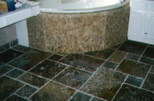 jetted tub tile surround